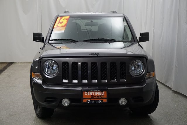 Certified Pre-Owned 2015 Jeep Patriot Altitude