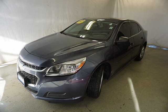Certified Pre-Owned 2015 Chevrolet Malibu LS