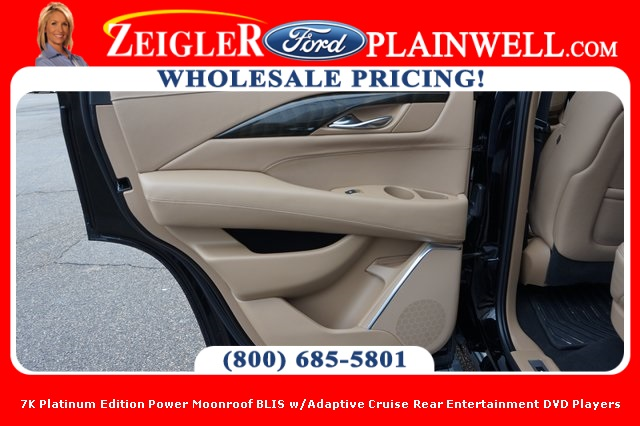 Pre-Owned 2018 Cadillac Escalade Platinum Edition