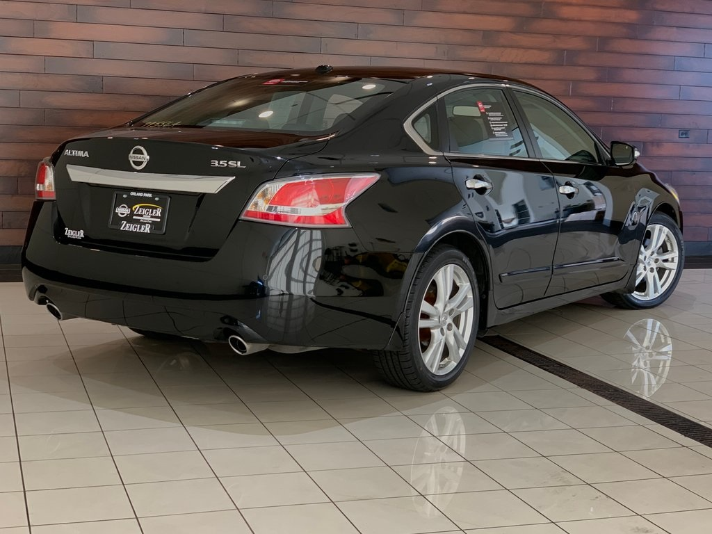 Certified Pre-Owned 2015 Nissan Altima 3.5 SL