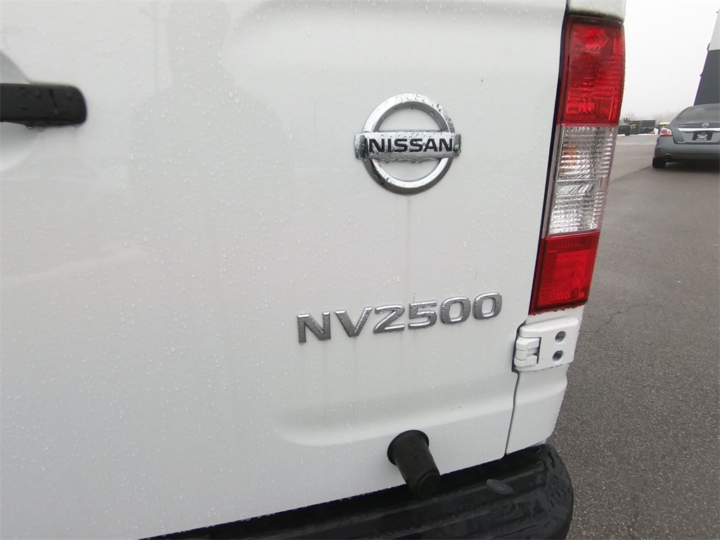 Pre-Owned 2020 Nissan NV2500 HD S