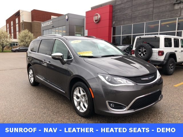 Pre-Owned 2020 Chrysler Pacifica Limited