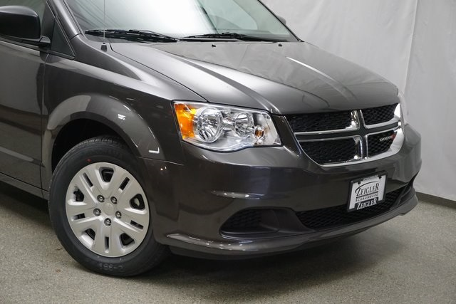 Certified Pre-Owned 2019 Dodge Grand Caravan SE