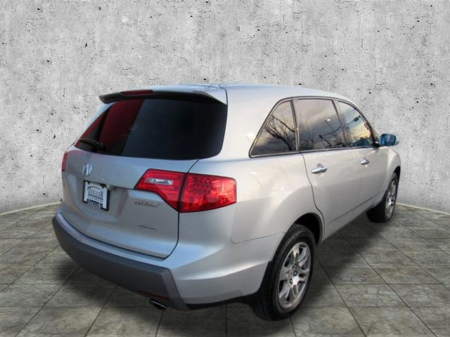 Pre-Owned 2009 Acura MDX Technology