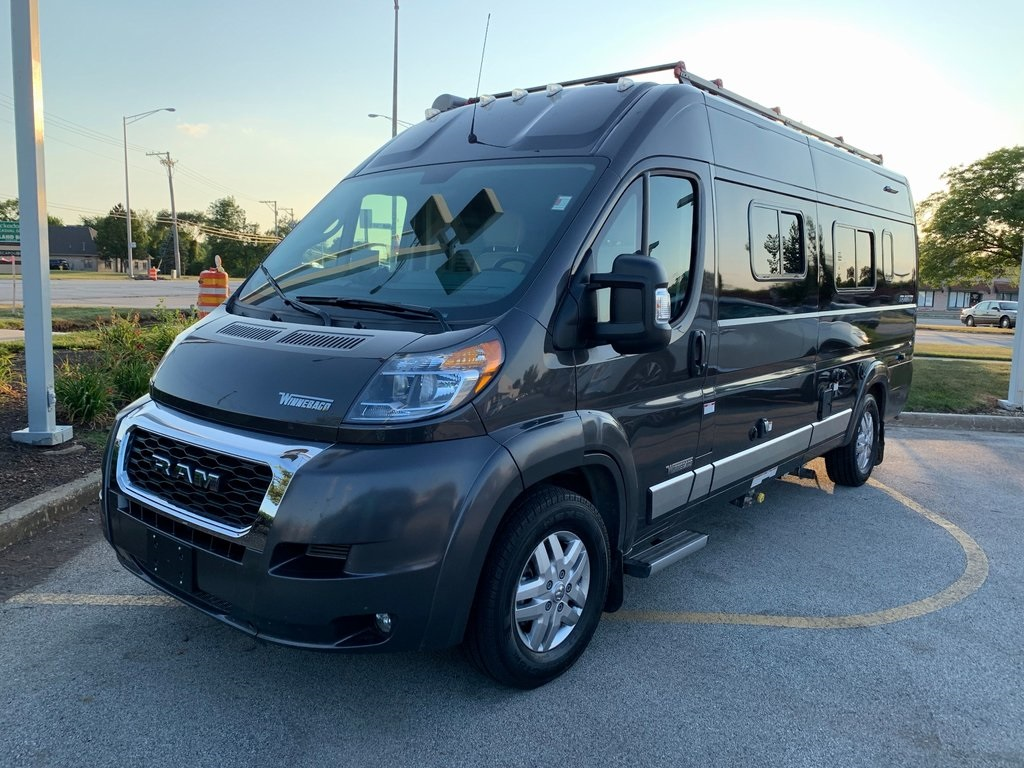 Pre-Owned 2019 Ram ProMaster 3500 High Roof