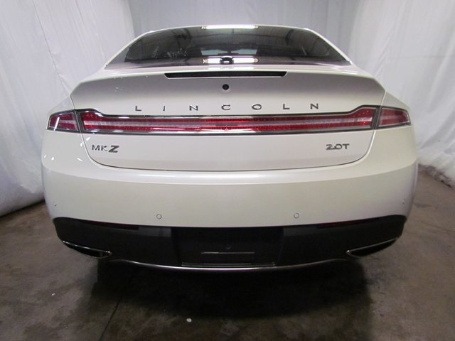 Certified Pre-Owned 2018 Lincoln MKZ Premiere