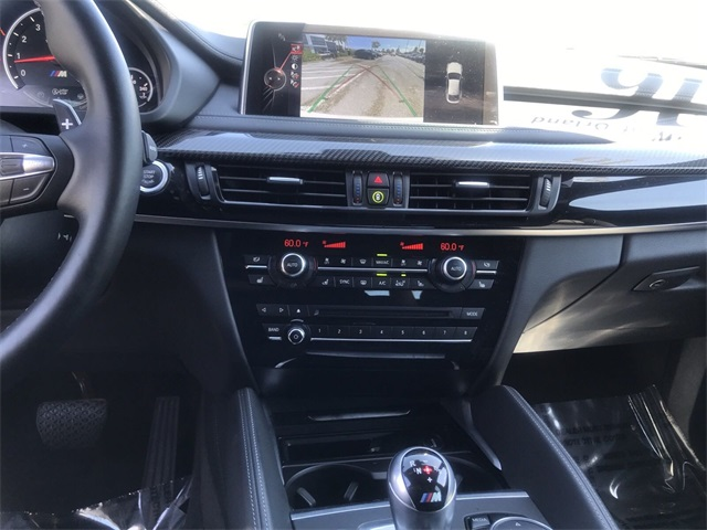 Pre-Owned 2016 BMW X6 M Base