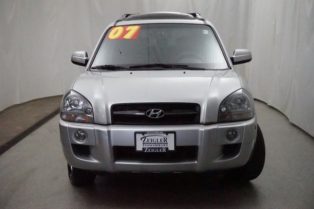 Pre-Owned 2007 Hyundai Tucson Limited