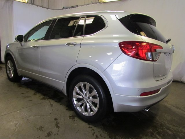 Pre-Owned 2018 Buick Envision Essence