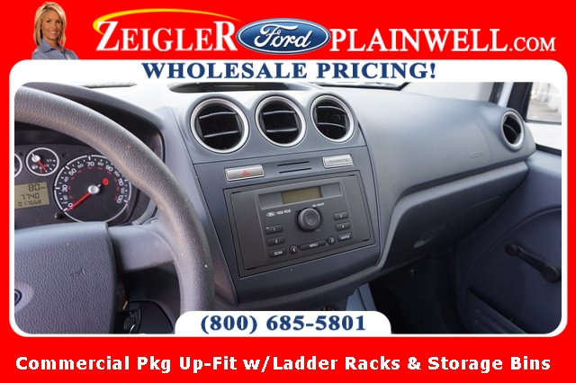Pre-Owned 2010 Ford Transit Connect XL