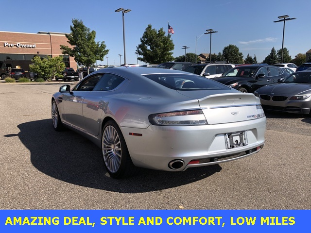 Pre-Owned 2015 Aston Martin Rapide S Base