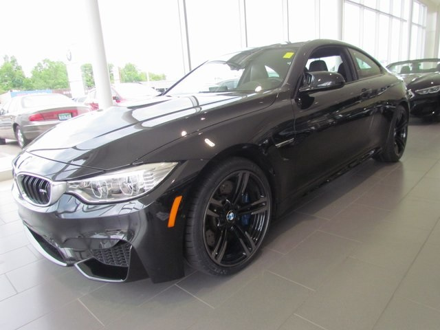 Certified Pre-Owned 2016 BMW M4