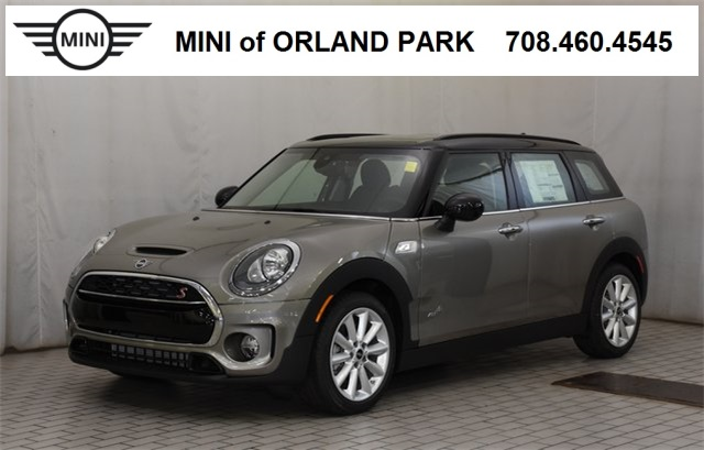 Pre-Owned 2019 MINI Cooper S Clubman ALL4