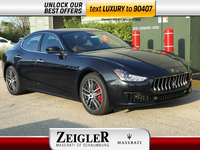 New 2019 Maserati Ghibli S Q4 4d Sedan For Sale M19010 Zeigler