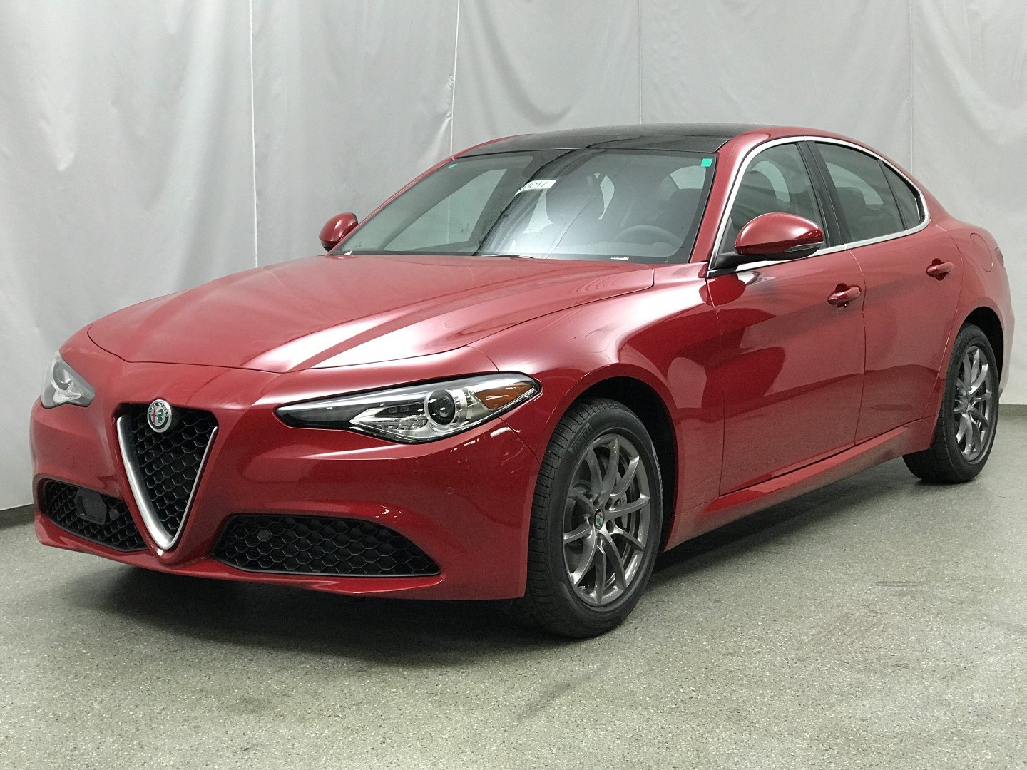 New 2019 Alfa Romeo Giulia 4dr Car For Sale R19047 Zeigler