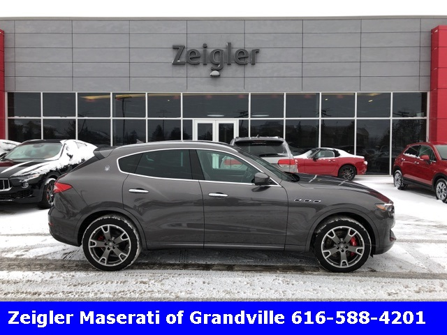 certified pre-owned 2017 maserati levante s 4d sport utility for