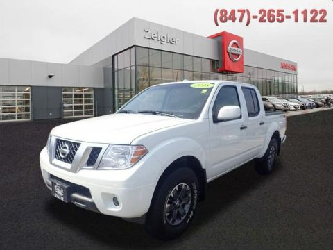 Certified Pre-Owned 2018 Nissan Frontier PRO