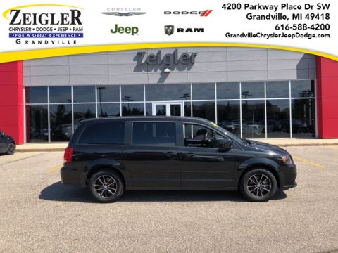 Pre-Owned 2015 Dodge Grand Caravan SXT