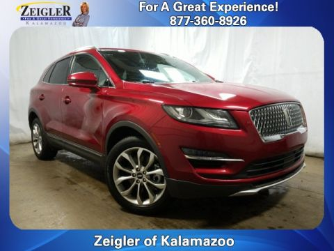 Certified Pre-Owned 2019 Lincoln MKC Select