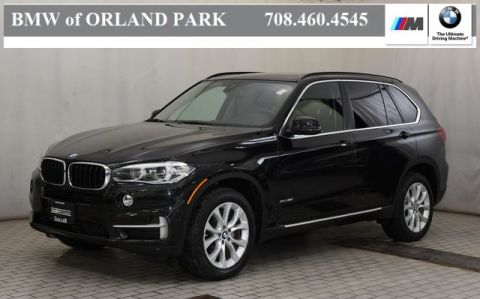 Certified Pre-Owned 2016 BMW X5 xDrive35i