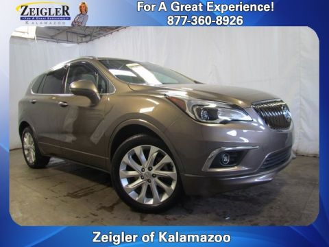 Pre-Owned 2017 Buick Envision Premium I