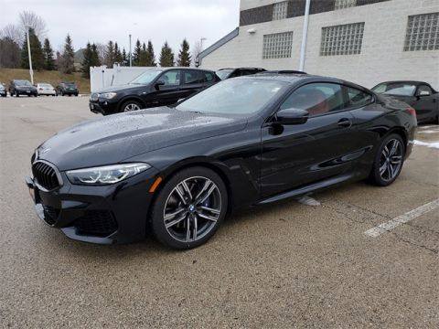 Pre-Owned 2020 BMW 8 Series 840i
