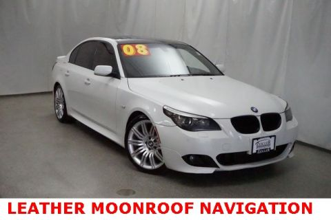 Pre-Owned 2008 BMW 5 Series 550i