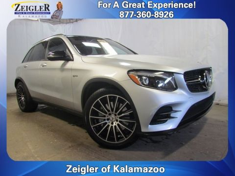 Pre-Owned 2017 Mercedes-Benz GLC GLC 43 AMG®